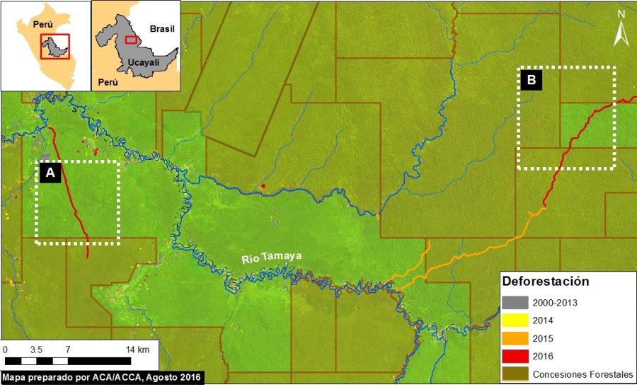 Image 40b. Data: UMD/GLAD, Hansen/UMD/Google/USGS/NASA, MINAGRI